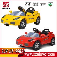 Coche de bebé de alta calidad operado por batería para conducir con luz y música bebé RIDE ON CAR HT-99821