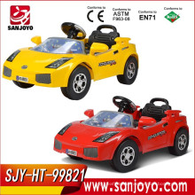 High quality battery operated baby car to drive with light and music baby RIDE ON CAR HT-99821