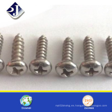Hecho en China Phillip Self Tapping Tornillo