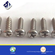 Made in China Cross Round Head Screw