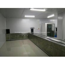 ligne de production de pulvérisation automatique d'unité centrale