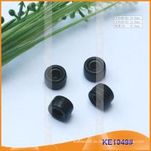 Mode Plastikschnur Ende oder Perle für Kleider KE1049 #
