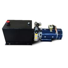 Pacote de energia hidráulica para perna de reboque