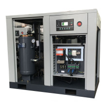 20HP 15KW 380V/50HZ/3PH Oil injected screw air compressor