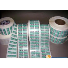 Self Adhesive Label Sticker
