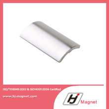 Customized High Quality N52 Segment NdFeB Permanent Magnet