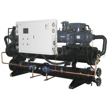 Screw Type Water Cooled Chiller (HTS-40W--HTS-200W)
