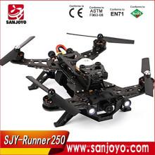 Walkera Runner 250 professionelle Drohne DEVO F12E Fernbedienung GPS Hubschrauber