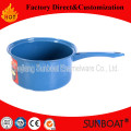 Tabuleiro de panela de panela de molho de esmalte