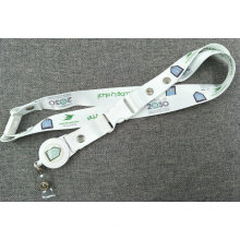 Cheap Custom Printed/Woven/Heat-Transfer Neck Lanyard with Yoyo