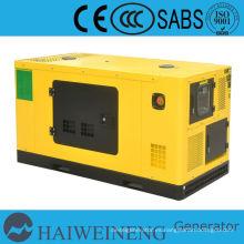 Generador diesel del motor 12kw / 15kva UKperkins para la venta (fabricante del OEM)