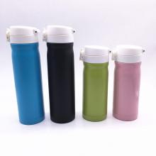 500ml doppelte Wand-Edelstahl-Vakuum-Thermoskanne-Wasser-Flaschen