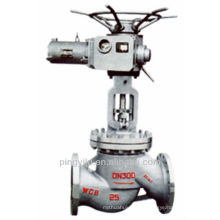 Válvula de globo motorizada J41H-16C / 25C / 40C / 64C / 100C