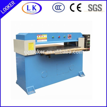 Punching machinery for leather