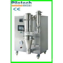 Secador de pulverización de secador de lecho fluido a escala de laboratorio