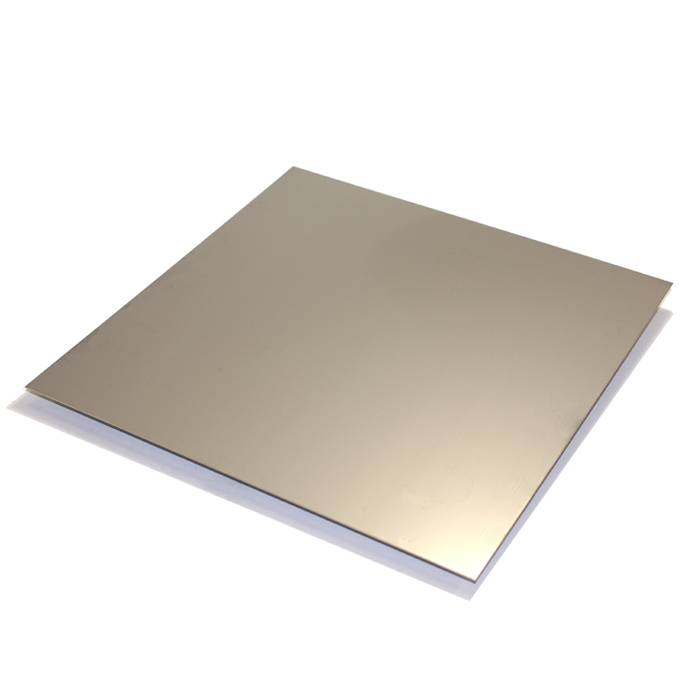 Sanitary stainless steel plate
