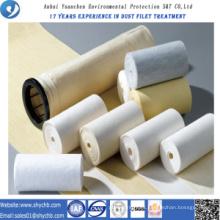 Bolsa de filtro acrílica del colector de polvo para la industria de la metalurgia