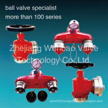 Stainless Steel Fire Hydrant Valve Booster Valve
