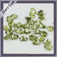 Shinning Peridot Natrual Gemstone Semi-Precious Stone
