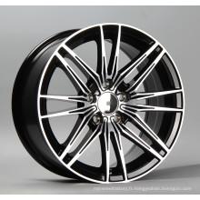 Jante de roue en alliage d'aluminium de voiture après marché/vente chaude/style classique/