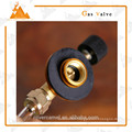 Safety Gas Valve Eco-friendly outdoor gas valve