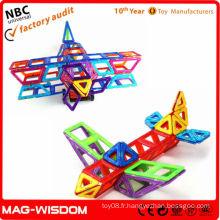 Construction Toy Block magnétique Toy pour enfants