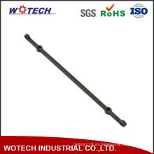 Pieza que trabaja a máquina del torno del metal de la fuente del fabricante de la pieza de máquina del CNC