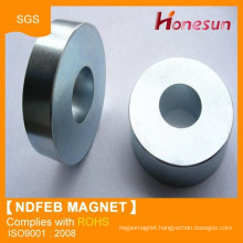China new product neodymium ring magnet for sale