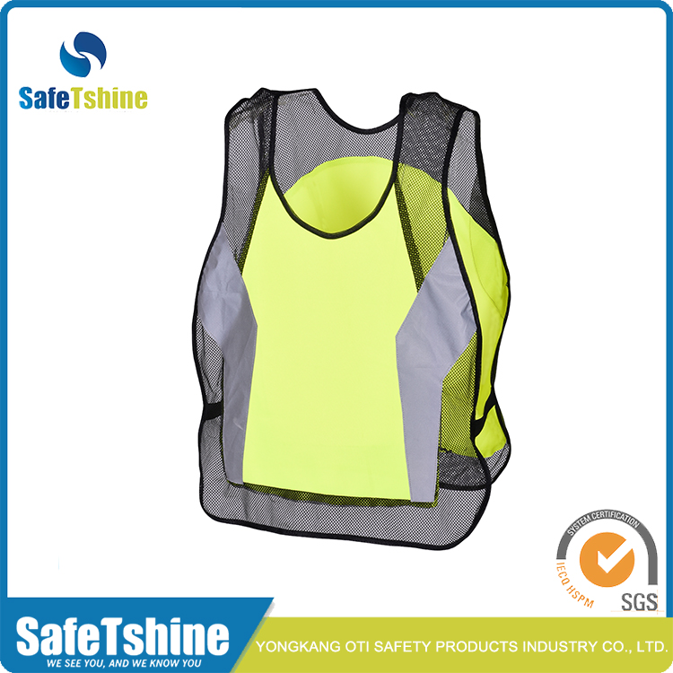 Running Vest with Reflective Tape