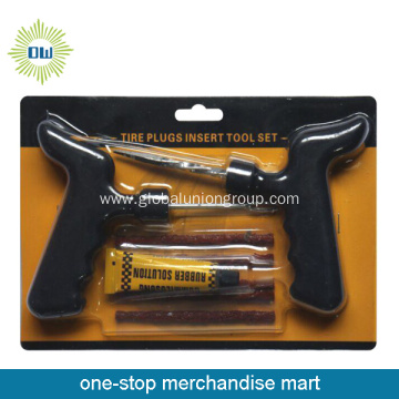 Best Selling Tire Plugs Insert Tool Set