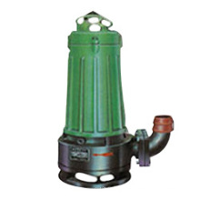 Wqk / Qg Dirt Drain Pompe à eau avec Cutter