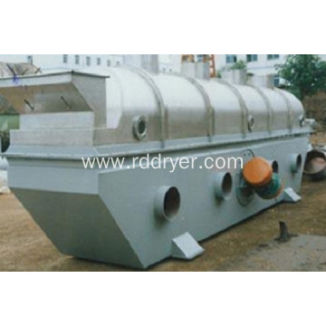 Zlg Vibration Fluidizing Continuous Dryer for Mine Residue Granular
