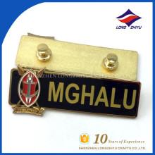 Gran calidad metal nombre insignia fábrica venta directa precio