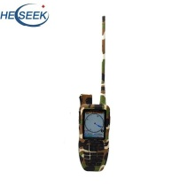 Hunting Interphone Intercom Radio bidireccional con GPS