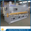 Chinesische Qc11Y-8X4000 Shearing Cnc-Maschine Preis Sheet Metal Press Brake