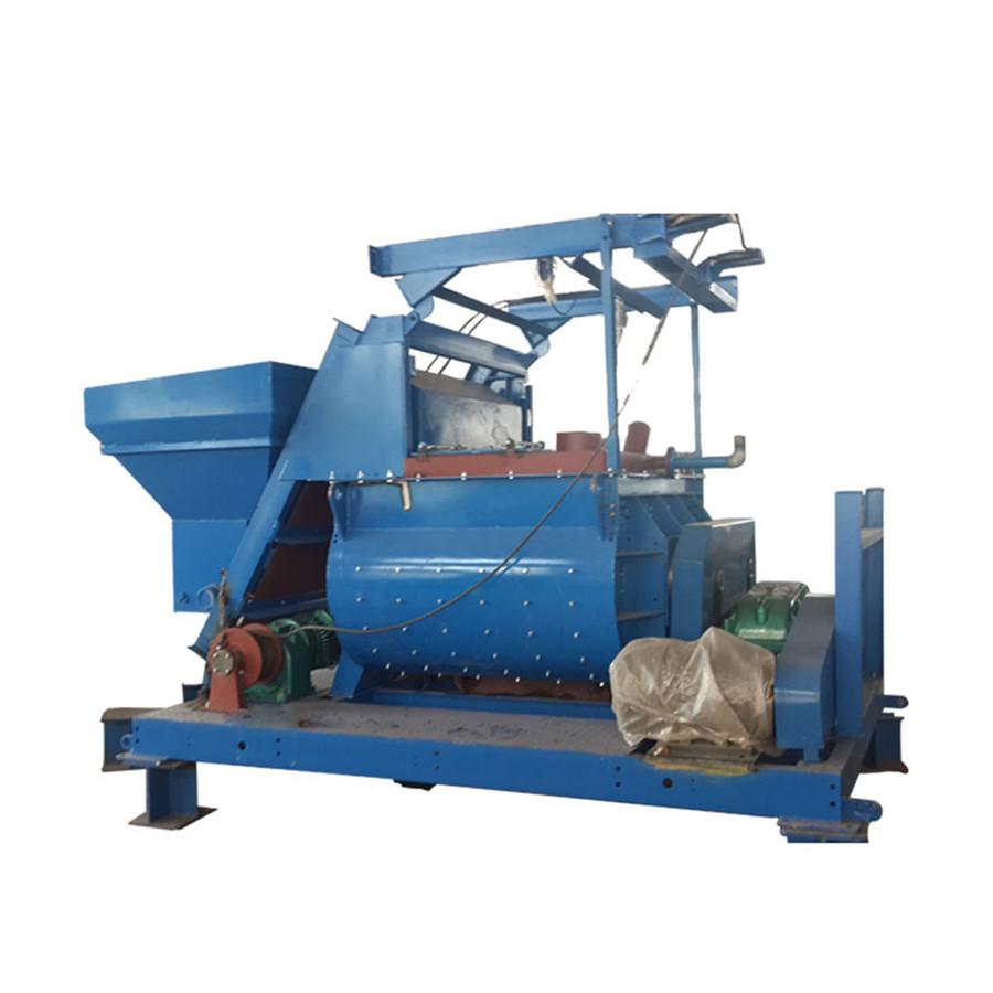 Js500 Concrete Mixer 7