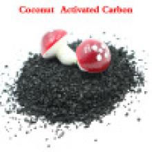 Carbón activado basado en carbón para la decoloración