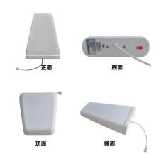Alta Qualidade 12dBi Sistema de Distribuição Ao Ar Livre Direcional Log-periódica 4G Antena para o Telefone Móvel Receptor de Sinal