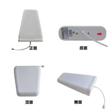 High Quality 12dBi Outdoor Distribution System Directional Log-periodic 4G Antenna for Mobile Phone Signal Receiver