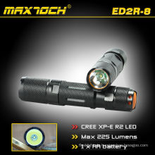 Maxtoch-ED2R-8 Cree Led-Flash-Taschenlampe