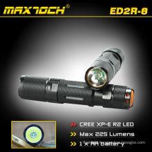 Maxtoch ED2R-8 Flashlight Pressure Switch Cree LED Flashlight