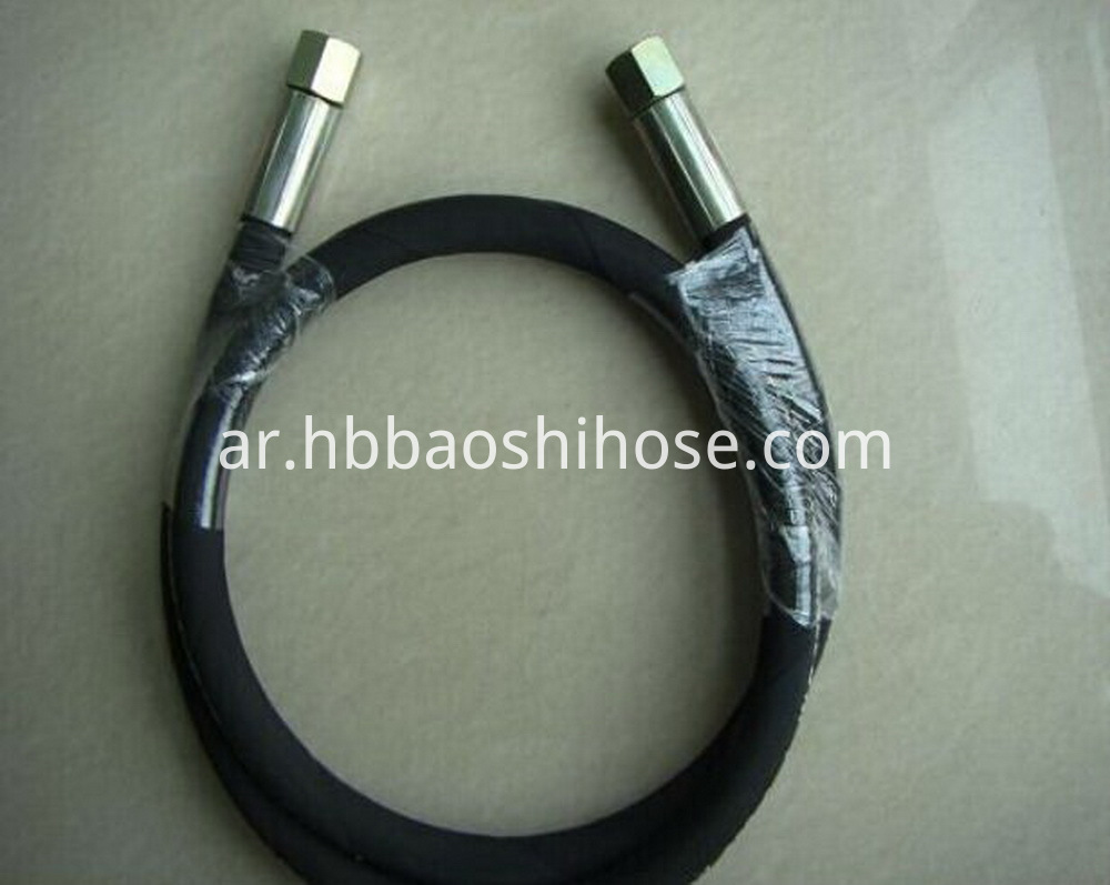 Coal Hydraulic Stand Rubber Pipe