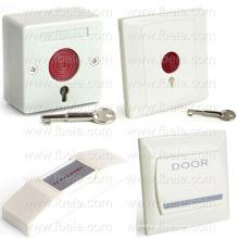 Piezo Alarm Notruftaste Sirenfbps4558