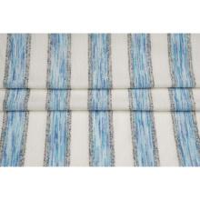 Tecido de jersey Hacci de poliéster rayon tingido com fio
