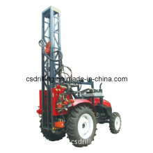 Tractor Mounted Drilling Rig (TW-100) for Mining and Drilling Exploration