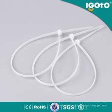 Пластичные продукты впрыски пластичная связь кабеля с меткой