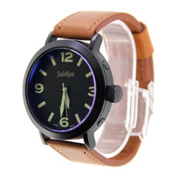 Nouveau mode cuir montres à Quartz