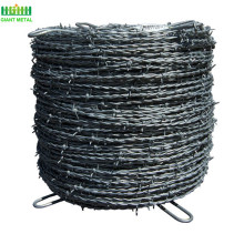 Anti-korosi Galvanized Barbed Wire Coil