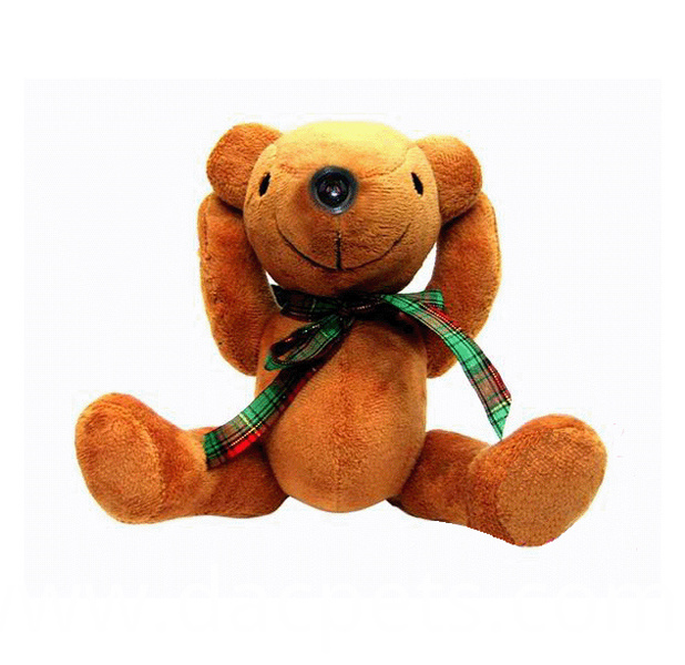 brown bear toy