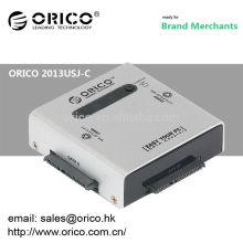 """2.5 """"y 3.5"""", 3bay Portable SATA HDD Duplicador, adaptador de hdd, adaptador sata"""